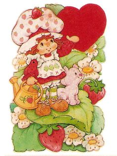 Strawberry Shortcake (by Sandrinha Cavalcante)