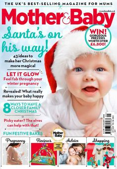 Mother and Baby Magazine Subscription UK Offer Family Christmas, Christmas Presents, Special Quotes, New Mums, Santa Baby, Mother And Baby, New Parents, Baby Care, Fun Activities