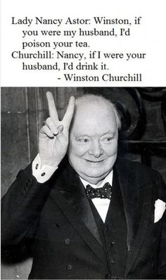 LOVE Winston Churchill