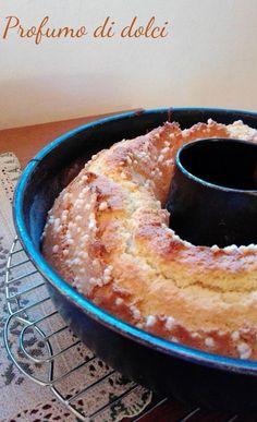 Buondì ciambellone Sweet Recipes, Cake Recipes, Torte Cake, Maila, Plum Cake, Bread Cake, Breakfast Cake, Sweet Bread, Cakes And More