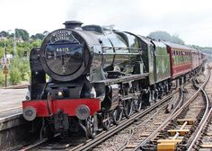 Image result for royal scot steam trains photos