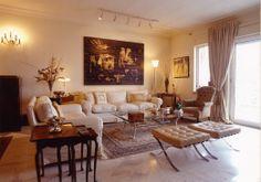 Thessaloniki., Greece........ Interior design by Katerina Vikia - Sakellari  classic style with contemporary touch