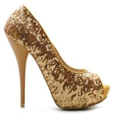 i need one pair of sequin shoes