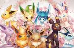 Which Eeveelution is the best?