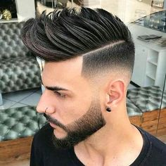 Disconnected Undercut Haircuts for Men 2020 top 27 Cool Disconnected Undercut Hairstyles Mens Hairstyles Pompadour, Side Hairstyles, Undercut Hairstyles, Men's Hairstyle, Latest Haircuts, Haircuts For Men, Medium Hair Cuts, Short Hair Cuts, Haircut Medium