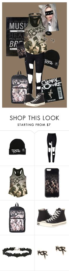 """""""This print tho.."""" by chemicalfallout249 ❤ liked on Polyvore featuring Converse, Miss Selfridge and Lime Crime"""