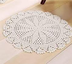 Resultado de imagem para tapetes de croche para o quarto com grafico