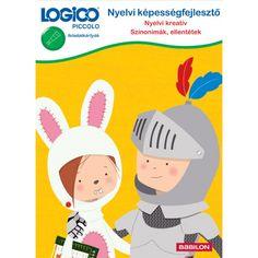 LOGICO Piccolo - Nyelvi képességfejlesztő: Nyelvi kreatív - Szinonimák, ellentétek 6 éves kortól Pikachu, Chart, Reading, Books, Fictional Characters, Libros, Book, Reading Books, Fantasy Characters