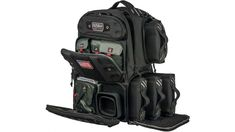 Best range bag you will ever own. Take to the range for a few hours, or all day in the forest. Black Backpack, Backpack Bags, Black Taps, Range Bag, Shooting Gear, Tactical Bag, Military Gear, Camping Supplies, Cool Backpacks