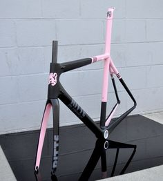 Ritte Bicycles - Custom Paint Finish.
