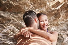 Couple's session in Sifnos just before a lovely destination wedding