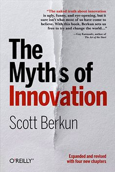 Here in this page you would find what exactly the word innovation means for company, and it helps a lot! Why they think that is very important for a grow. Author: Scott Berkun