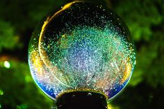 Royalty free photo: light, water, abstract, glass, art, ball, blur, bright, bubbles, colorful, illuminated, outdoors Name Wallpaper, Cool Wallpaper, Royalty Free Photos, Free Stock Photos, Lens Blur, Water Lighting, Light Water, Water Abstract, Abstract Art