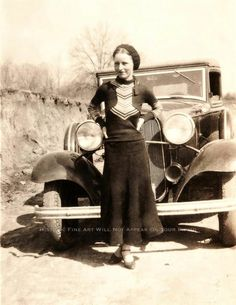 1000+ images about Real Bonnie and Clyde on Pinterest ...