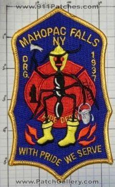 Mahopac Falls Fire Dept. NY