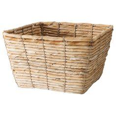 STAPEL Banana Fiber Basket by IKEA