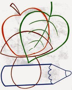 Зашумленные картинки представляют собой контуры наложенных друг на друга предметов, геометрических фигур или животных. Изображения можн... Gross Motor Activities, Sensory Activities, Preschool Activities, Cute Powerpoint Templates, I Can Statements, Hidden Pictures, Hidden Objects, School Themes, Worksheets
