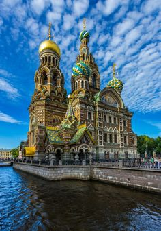 Church of the Savior on Blood, #stpetersburg , #russia , #cathedral