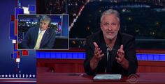 The entire thing is worth a watch, although seeing Jon Stewart back on his game does make his absence hurt a bit.