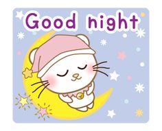 Cute Good Night, Good Night Gif, Good Night Sweet Dreams, Good Night Image, Good Night Quotes, Night Time, Good Morning Cartoon, Good Morning Gif, Good Night Greetings
