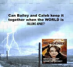 NO Aliens, Zombies, or Bombs - this is a REALISTIC scenario you have got to hear!! . Bailey Dewitt is on a crash course with Armageddon. Orphaned, she and her young brothers find themselves living with their renegade uncle. Part of a group of survivalists, she is terrified to discover they are preparing for the end of the world! Could they be right - is mankind headed for a global disaster of its own making? . Ebook, Paperback, and now on AUDIO - get your copy today!!!  hyperurl.co/vjofkq…