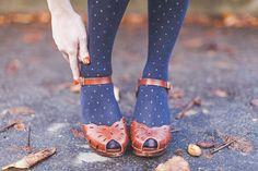 j'adore collant + sandales