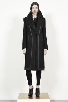 Sfilata J Brand New York - Collezioni Autunno Inverno 2013-14 - Vogue