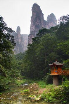 Zhangjiajie National Park - Zhangjiajie - China - by Silvia y Juan Siju on 500px