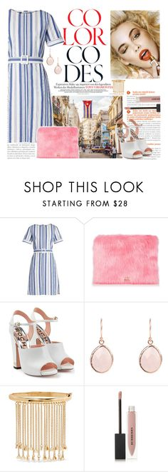 """#683"" by jaavi-98 ❤ liked on Polyvore featuring A.P.C., Rochas, Chloé and Burberry"