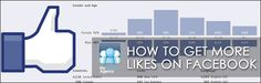 How to increase Facebook Likes.