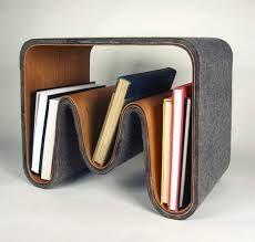 Afbeeldingsresultaat voor cardboard bookshelf