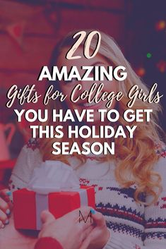 20 Amazing Gifts for College Girls You Have to Get This Holiday Season - The Metamorphosis College Freshman Tips, First Year Of College, College Hacks, Freshman Year, Scholarships For College, College Fun, Gifts For College Girls, College Students, College Necessities