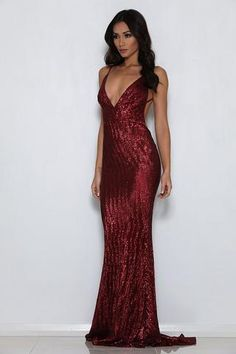 Sexy Sequins Mermaid Long Prom Dresses Backless V-Neck Party Dress Backless Prom Dresses, Prom Dresses Online, Mermaid Prom Dresses, Pageant Dresses, Homecoming Dresses, Party Dresses, Party Dress Sale, Affordable Prom Dresses, Evening Dresses