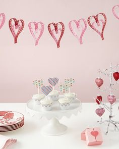 Paper Hearts Banner