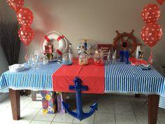 Sailor birthday/fête matelot