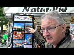 De essentie van München, bier bratwurst en vluchtelingen
