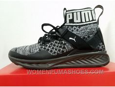 872096054dd3 Puma Ignite EvoKnit All Black 189697-09 For Sale Fs8fB