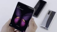 Samsung Galaxy Fold Foldable Smartphone Propelled in India: Cost, Determinations. Samsung Galaxy Fold has been authoritatively propelled in India. Smartphone, Latest Phones, Samsung Galaxy Wallpaper, Cheap Phones, Latest Mobile, Hardware, Tablets, Best Camera, Product Launch