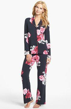 PJ Luxe Modal Pajamas | Nordstrom