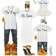 Love this. Found on IG something I'd dress my family in for pictures.     by enoughsaid on Polyvore featuring polyvore, fashion, style and clothing