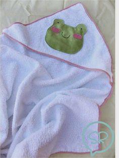 Accappatoio neonato.