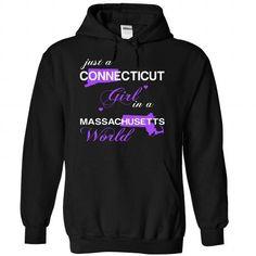 (CTJustTim002) Just A Connecticut Girl In A Massachuset - #hoodie design #sweatshirt zipper. CLICK HERE => https://www.sunfrog.com/Valentines/-28CTJustTim002-29-Just-A-Connecticut-Girl-In-A-Massachusetts-World-Black-Hoodie.html?68278