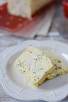 Chicken terrine with purée of preserved lemons Chicken Nachos Recipe, Chicken Recipes, Pureed Food Recipes, Cooking Recipes, Chicken Terrine, Preserved Lemons, Charcuterie, Chic Chic, Feta
