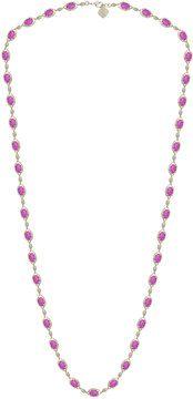 so cute -- Kendra Scott Gale Single-Strand Magnesite Necklace, Magenta  -- http://www.hagglekat.com/kendra-scott-gale-single-strand-magnesite-necklace-magenta/