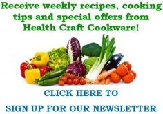 Waterless Cookware Recipes
