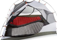 REI Passage 2 Tent High in livability and low in cost, this lightweight, 3-season tent for 2 sets up easily and features 2 doors, each with its own vestibule, for easy access and ample storage space. $159.00 ☆☆☆☆☆ ☆☆☆☆☆ 4.5 out of 5 stars. Read reviews.  4.5 (224) Item #810115