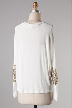 Andrea Knit Top, 5% off total purchase when you use discount code: Russell @ checkout!