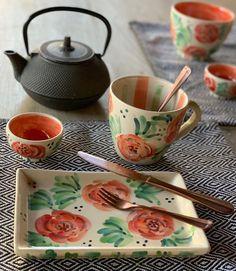 """La cacharrería on Instagram: """"Tomamos un té! Nuevo diseño . . #ceramics #ceramica #pottery #table #te #mesa #vajilla #tableware #tablesettings #home #hogar #decoracion…"""""""