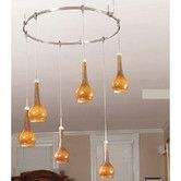 Found it at Wayfair - Monorail Circle Track Lighting Kit