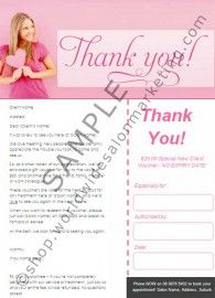 45 Best Salon Marketing Templates Gift Vouchers And Referrals Images